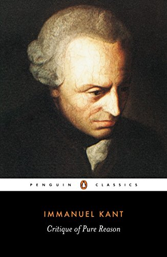 9780140447477: Critique of Pure Reason (Penguin Classics)