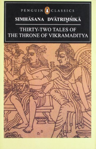 9780140447484: Simhasana Dvatrimsika: Thirty-two Tales of the Throne of Vikramaditya