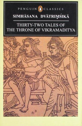 9780140447484: Simhasana Dvatrimsika: Thirty-Two Tales of the Throne of Vikramaditya (Penguin Classics)