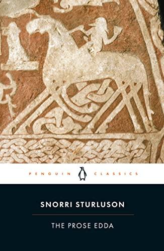 9780140447552: The Prose Edda: Norse Mythology (Penguin Classics)