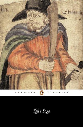 Egil's Saga (Penguin Classics): Eiriksson, Leifur