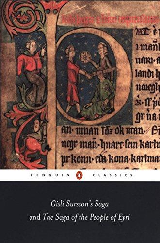 9780140447729: Gisli Sursson's Saga and the Saga of the People of Eyri (Penguin Classics)