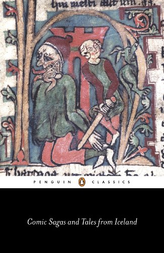 9780140447743: Comic Sagas and Tales from Iceland (Penguin Classics)