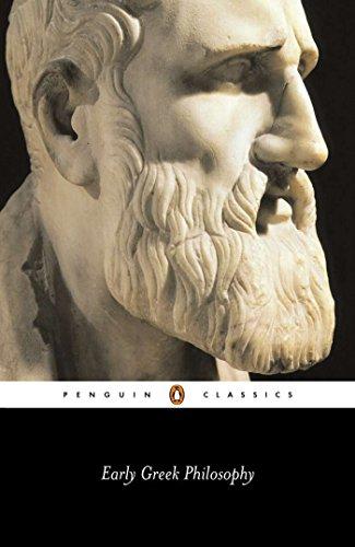 9780140448153: Early Greek Philosophy