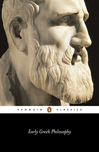 9780140448153: Early Greek Philosophy (Penguin Classics)