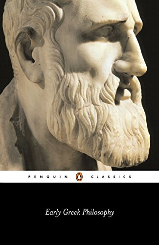 9780140448153: Early Greek Philosophy (Penguin Classics)