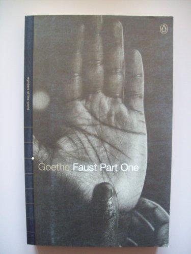 FAUST Part 1. Translated by Randall Jarrell: Goethe, Johann Wolfgang Von