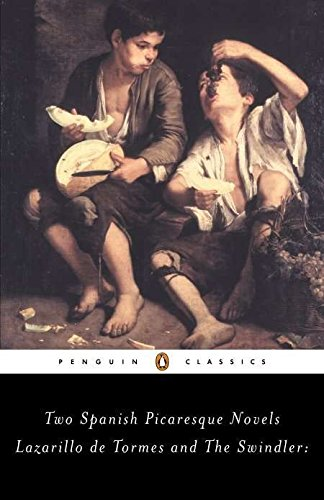 9780140449006: Lazarillo de Tormes and the Swindler: Two Spanish Picaresque Novels (Penguin Classics)
