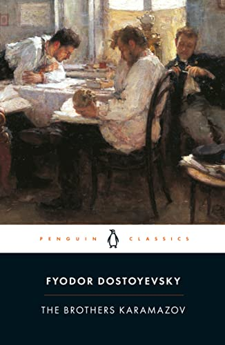 9780140449242: The Brothers Karamazov: A Novel in Four Parts and an Epilogue