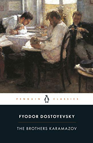 9780140449242: The Brothers Karamazov: A Novel in Four Parts and an Epilogue (Penguin Classics)