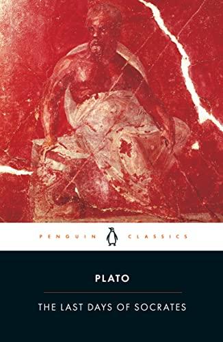 9780140449280: The Last Days of Socrates