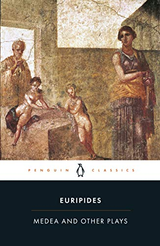 9780140449297: Medea and Other Plays: Medea/ Alcestis/The Children of Heracles/ Hippolytus: