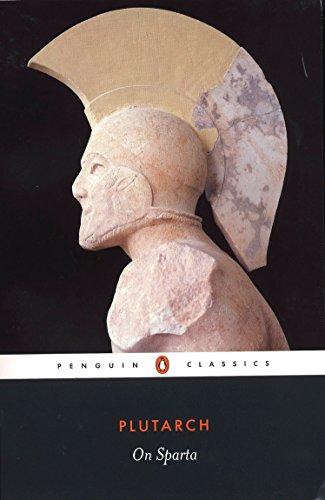 9780140449433: On Sparta (Penguin Classics)