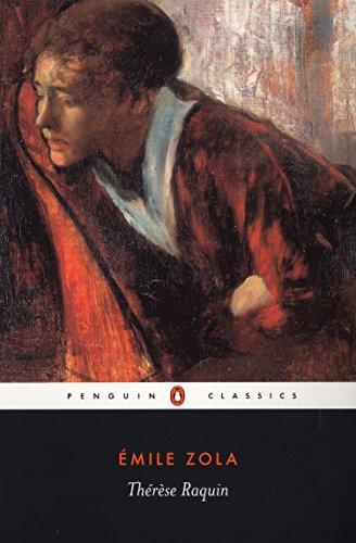 9780140449440: Thérèse Raquin (Penguin Classics)