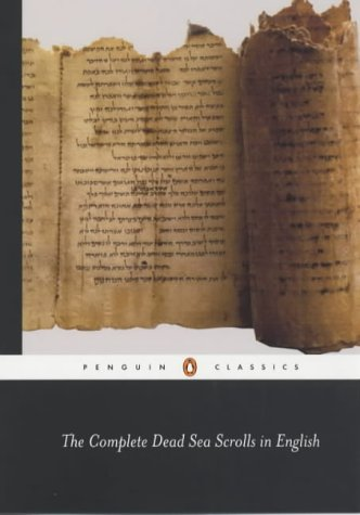 9780140449525: The Complete Dead Sea Scrolls in English: Complete Edition