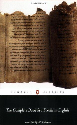 9780140449525: The Complete Dead Sea Scrolls in English (Penguin Classics)