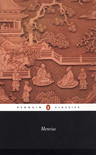 9780140449716: Mencius (Penguin Classics)