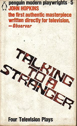 9780140450057: Talking to a Stranger: Four Television Plays (Modern Playwrights)