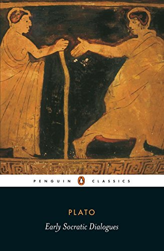 9780140455038: Early Socratic Dialogues (Penguin Classics)
