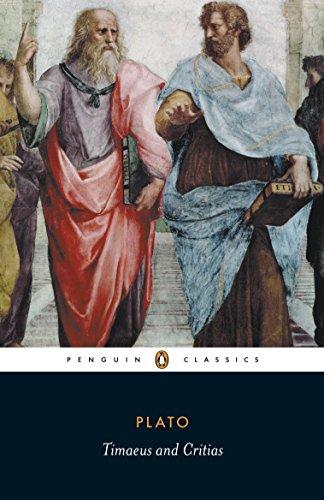 Timaeus and Critias (Penguin Classics): Plato