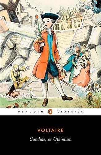 9780140455106: Candide: Or Optimism (Penguin Classics)