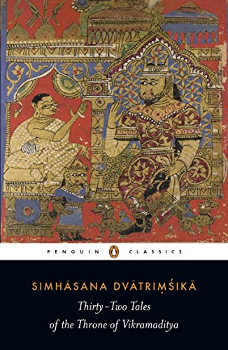 9780140455175: Thirty-two Tales of the Throne of Vikramaditya (Penguin Classics)