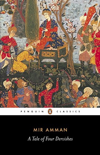 9780140455182: A Tale of Four Dervishes (Penguin Classics)