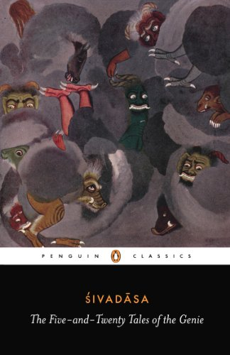 9780140455199: The Five-and-Twenty Tales of the Genie (Penguin Classics)