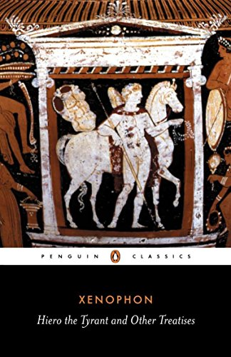 9780140455250: Hiero the Tyrant and Other Treatises (Penguin Classics)