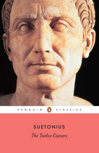 9780140455342: Colour Classics Twelve Caesars (Penguin Classics)