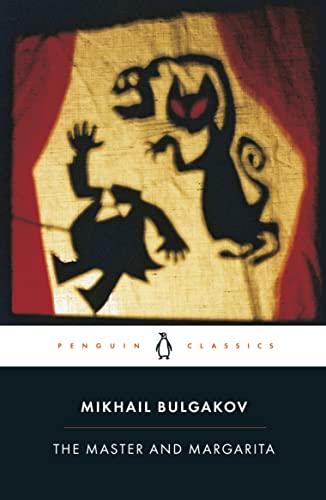 Penguin Classics Master and Margarita: Mikhail Bulgakov