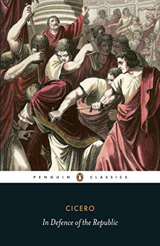 9780140455533: In Defence of the Republic (Penguin Classics)
