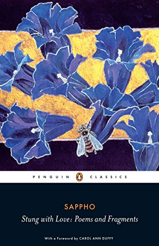 9780140455571: Stung with Love: Poems and Fragments of Sappho (Penguin Classics)