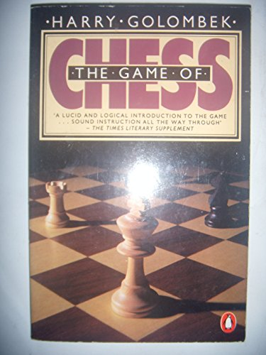 9780140460247: The Game of Chess (Penguin Handbooks)