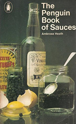 9780140461497: Penguin Book of Sauces