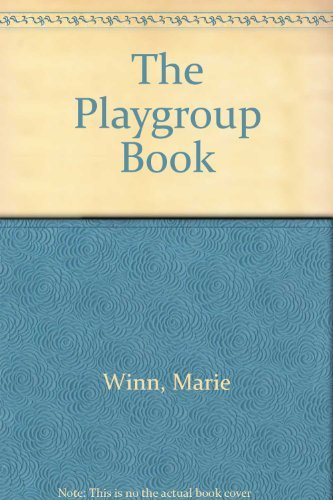 9780140461534: The Playgroup Book