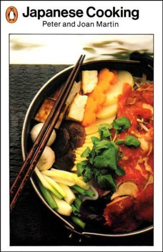 9780140461756: Japanese cooking
