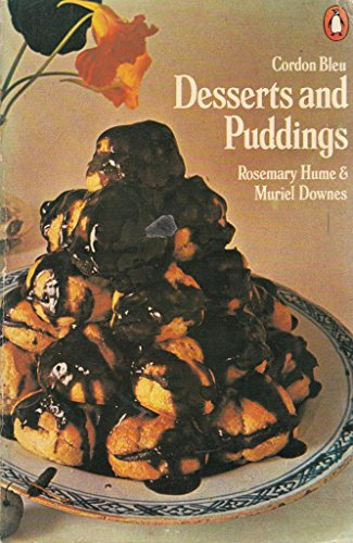 9780140462135: Cordon Bleu Desserts and Puddings