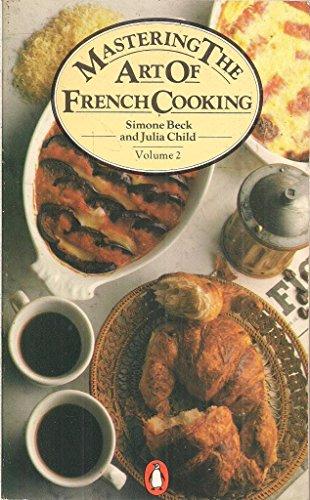 9780140462210: Mastering the Art of French Cooking, Vol.2: v. 2 (Penguin handbooks)