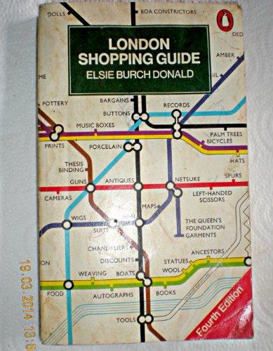 9780140462227: London Shopping Guide (Penguin handbooks)