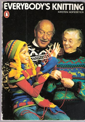 9780140462333: Everybody's Knitting (Penguin Handbooks)