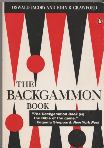 9780140462609: The Backgammon Book