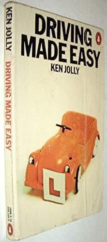 Driving Made Easy (Penguin handbooks): Jolly, Ken