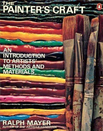 9780140463699: The Painter's Craft (Penguin handbooks)