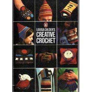 Louisa Calder's Creative Crochet: Mary Konior; Louisa