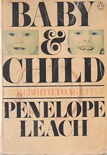 9780140463934: Baby and Child (Penguin Handbooks)