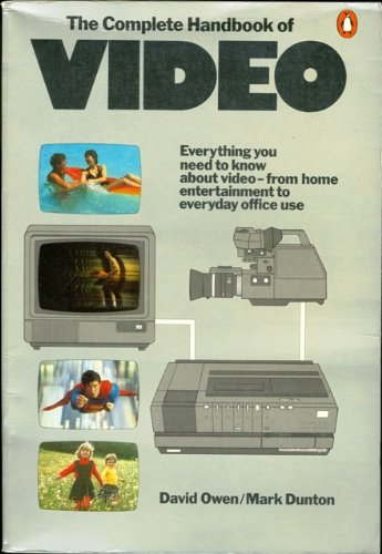 9780140465457: The Complete Handbook of Video (Penguin Handbooks)