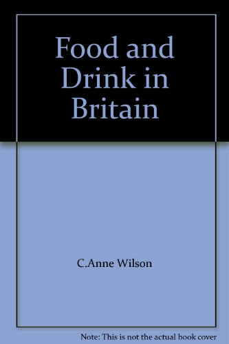 9780140465464: Food and Drink in Britain