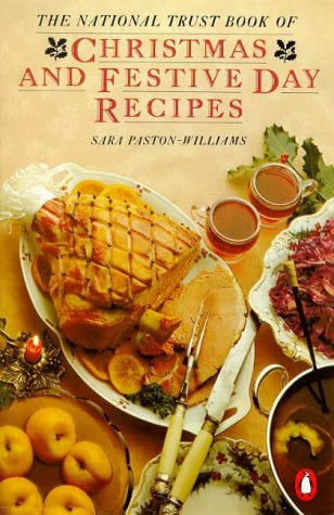 9780140465693: The National Trust Book of Christmas And Festive Day Recipes