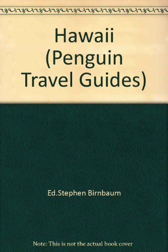 9780140465853: Hawaii (Penguin Travel Guides)